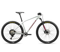 Orbea ALMA_H30 wit-metallic-rood model 2021